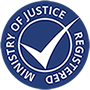 Ministry of Justice Registered